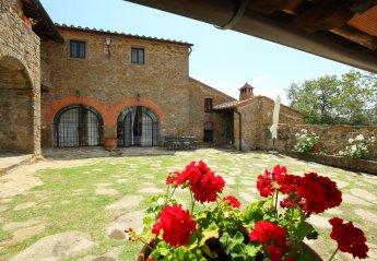 7 bedroom House for rent in Monte San Savino