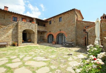 7 bedroom House for rent in Monte San Savino