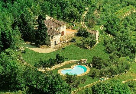 Villa in Pontassieve, Italy