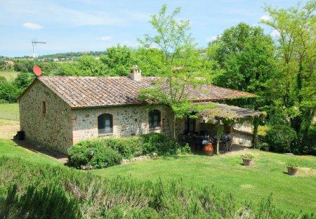 Farm House in Casole d'Elsa, Italy