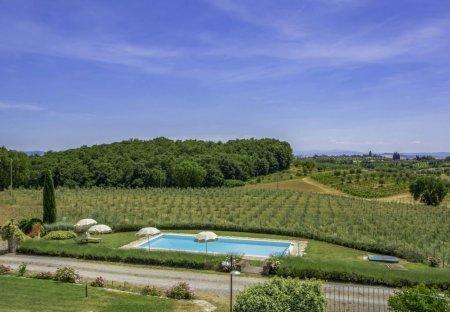 Villa in Castelnuovo Berardenga, Italy