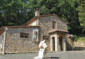 3 bedroom House for rent in Monteverdi Marittimo