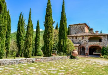 4 bedroom House for rent in Gaiole in Chianti