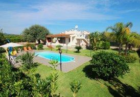 Villa in Syracuse, Sicily