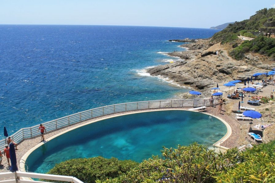 Owners abroad Apartment rental in Capo d'Arco with swimming pool