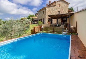 5 bedroom House for rent in Civitella in Val di Chiana