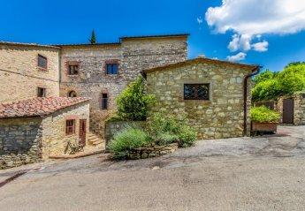 3 bedroom Apartment for rent in Gaiole in Chianti