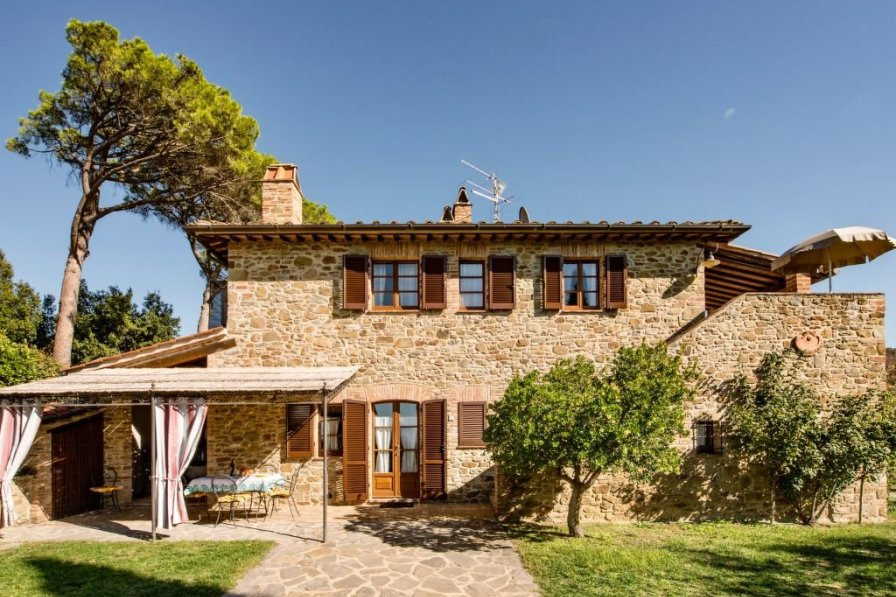 Owners abroad Città della Pieve holiday apartment rental with swimming pool