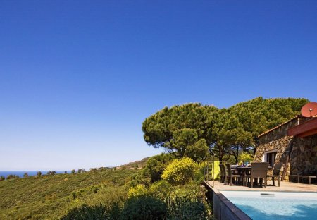 Villa in Capoliveri, Italy