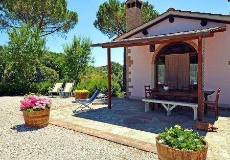 Country House in Certaldo, Italy