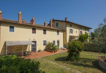 4 bedroom Apartment for rent in Serravalle Pistoiese