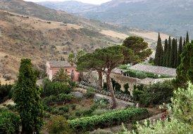 Villa in Scillato, Sicily