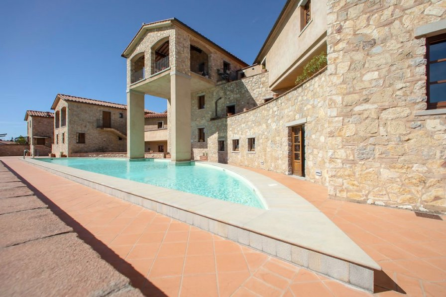 Villa in Italy, Gaiole in Chianti