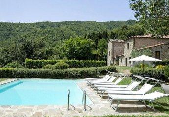 6 bedroom House for rent in Cortona
