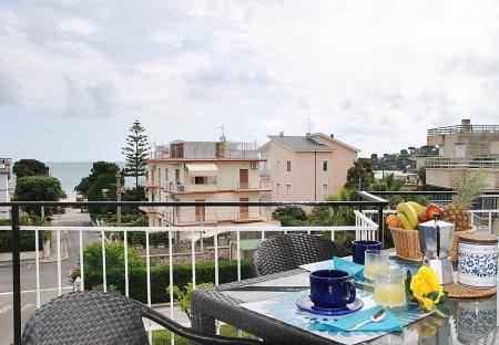Apartment in Gaeta, Italy