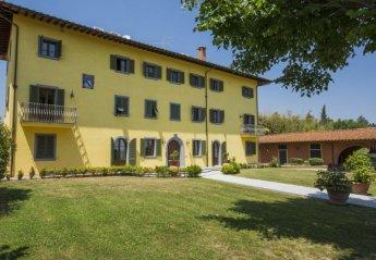 6 bedroom Villa for rent in Fucecchio