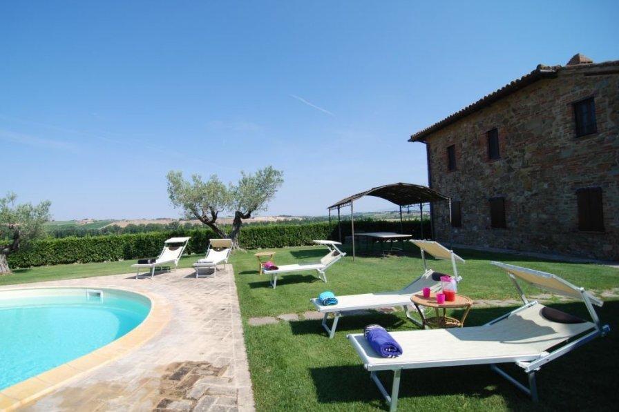 Villa in Italy, Paciano