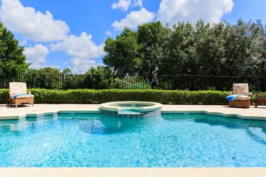 Villa with private pool in Kissimmee