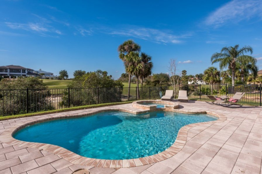 """Rent Your Dream Orlando Villa on Reunion Resort and Spa"""