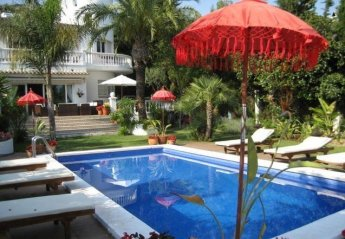 7 bedroom Villa for rent in Sitges
