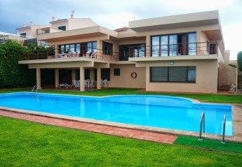 6 bedroom Villa for rent in Es Castell
