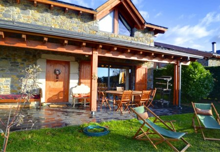 Chalet in Palau-de-Cerdagne, the South of France