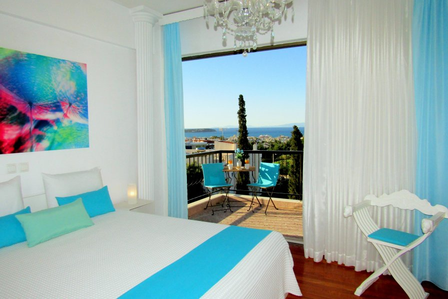 Apartment in Greece, Athens Beach