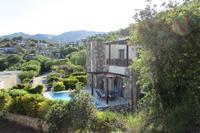 Villa in Turkey, Gumusluk: Gumusluk Villa with Pool and Garden 2015