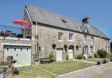 Villa in Saint-Michel-de-Montjoie, France