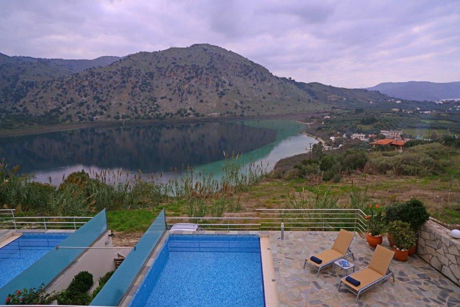 Villa in Greece, Kavallos