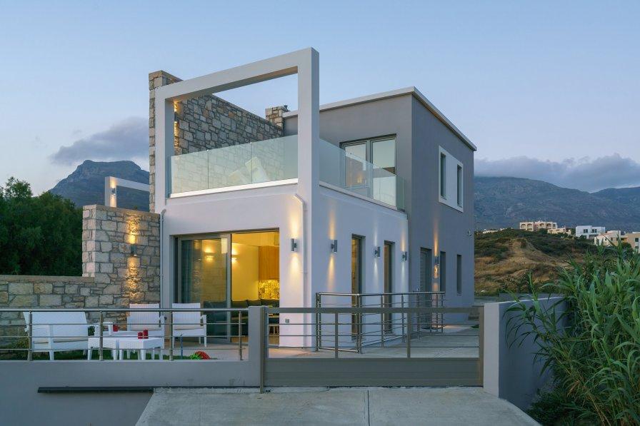 Villa in Greece, Plakias