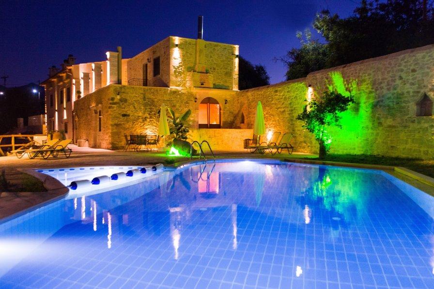 Villa in Greece, Zouridi