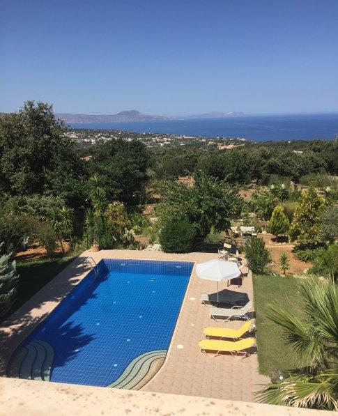 Villa in Greece, Retimno