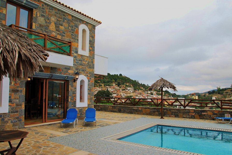 Villa in Greece, Agios Nikolaos