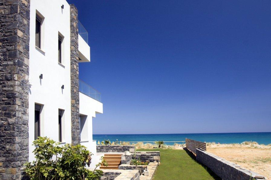 Villa in Greece, Adelianos Kampos