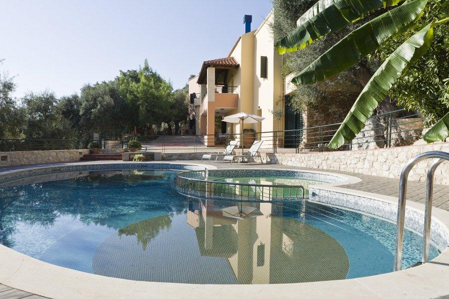 House in Greece, Kastellos