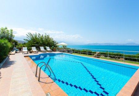 Villa in Petres, Crete