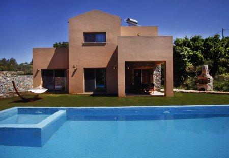 Villa in Litsarda, Crete