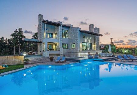 Villa in Violi Charaki, Crete