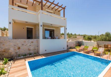 Villa in Roupes, Crete
