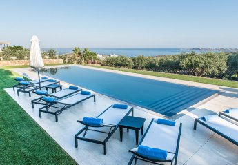 7 bedroom Villa for rent in Chania