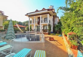 Villa in Ovacik, Turkey