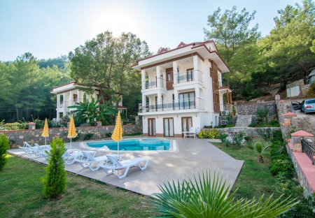 Villa in Hisarönü, Turkey