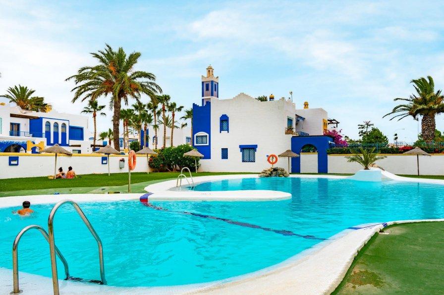 Villa in Spain, Urbanización Roquetas de Mar