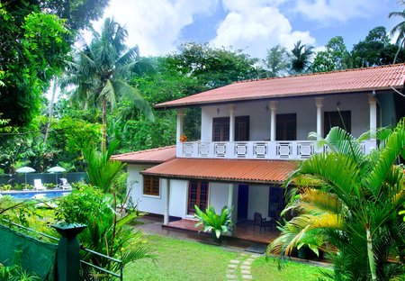 Villa in Hikkaduwa, Sri Lanka