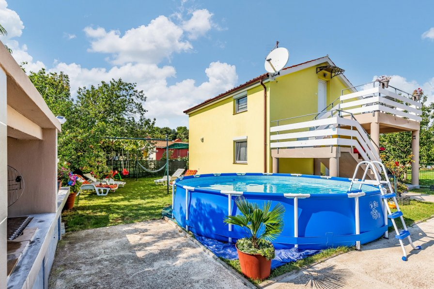 Villa in Croatia, Vintijan