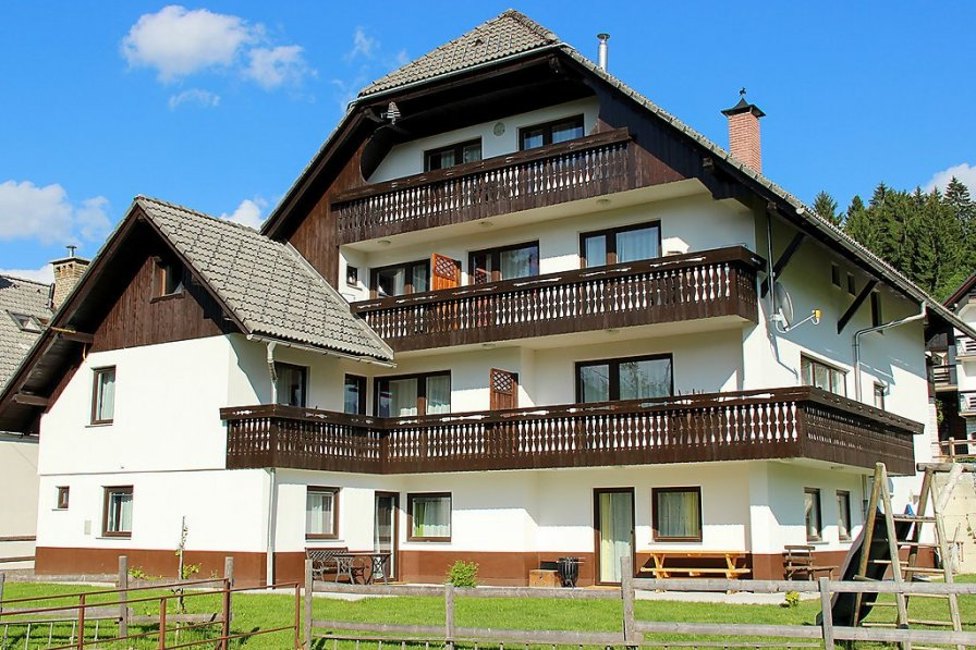Penthouse apartment in Slovenia, Bohinjska Bistrica