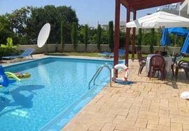 Villa Stalo- holiday villa in Paphos Cyprus near Coral Bay
