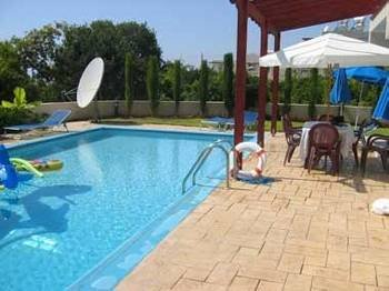 Owners abroad Villa Stalo- holiday villa in Paphos Cyprus near Coral Bay
