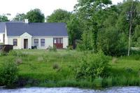 Cottage in United Kingdom, Co Fermanagh: Cottage from water